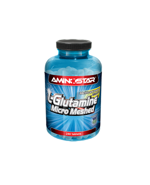 L-GLUTAMINE MICRO MESHED tabletas